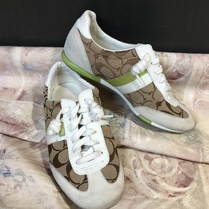 Coach Joss Signature Sneakers